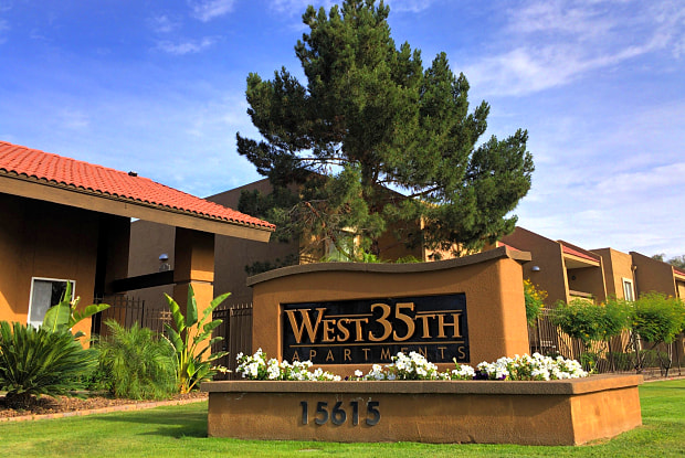 West 35th - 15615 N 35th Ave, Phoenix, AZ 85053