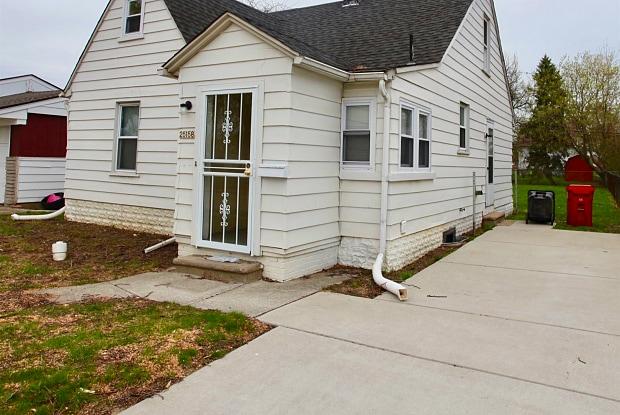25158 Pearl St - 25158 Pearl Street, Roseville, MI 48066