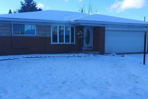 25141 Rubin Rd - 25141 Rubin Road, Warren, MI 48089