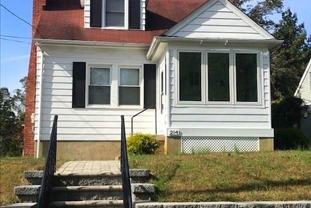 214 McKendree Avenue - 214 Mckendree Avenue, Annapolis, MD 21401