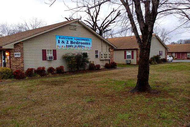 Fairview - 815 Fairview Avenue, Murfreesboro, TN 37130