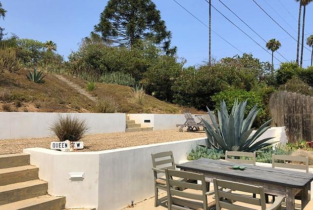 1226 Portesuello Ave. - 1226 Portesuello Avenue, Santa Barbara, CA 93105