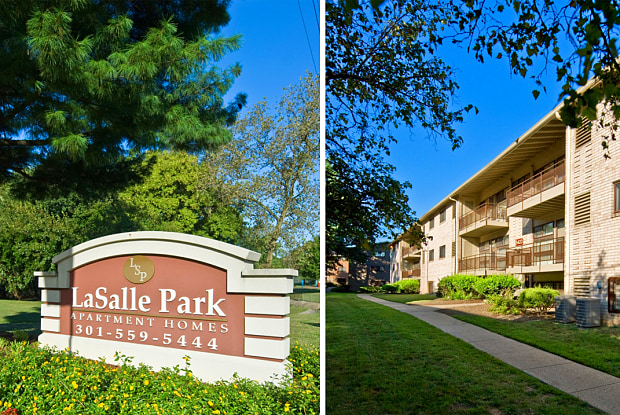 Lasalle Park Apartments - 5443 16th Ave, Chillum, MD 20782