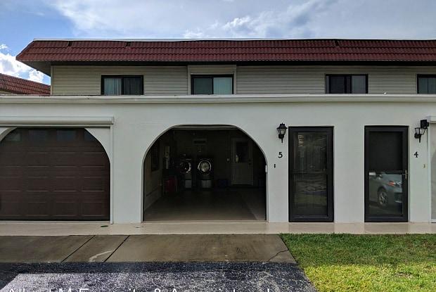 5 N Ocean Palm Villas Drive - 5 Ocean Palm Villa N, Flagler Beach, FL 32136