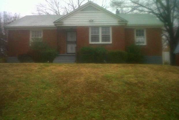 1291 S Greer St - 1291 South Greer Street, Memphis, TN 38111