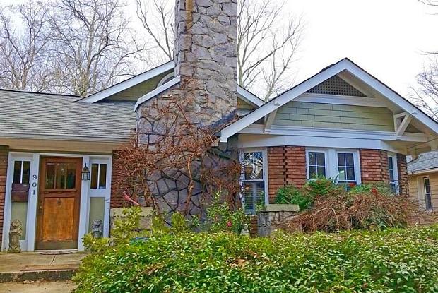 901 Virginia Circle Ne - Unit - - 901 Virginia Circle Northeast, Atlanta, GA 30306
