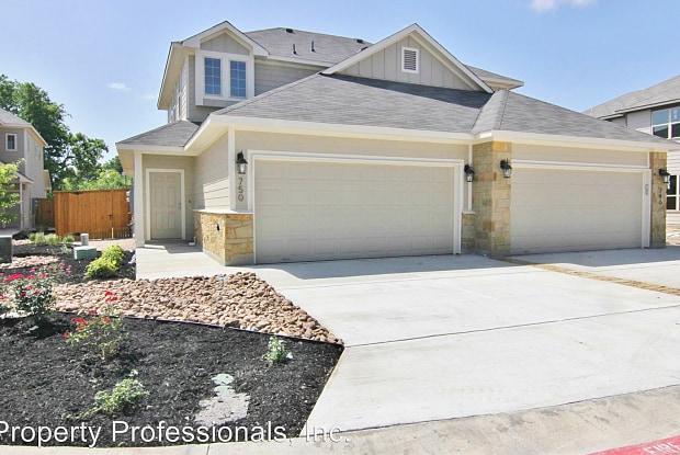 750 Milestone Park - 750 Milestone Park, New Braunfels, TX 78130
