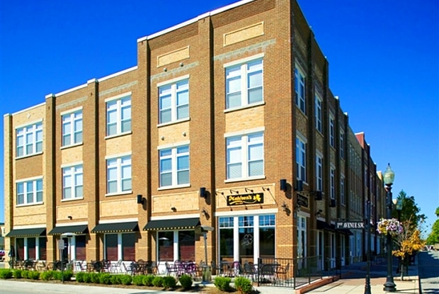 Old Town on the Monon Apartments & Townhomes - 111 W Main St, Carmel, IN 46032