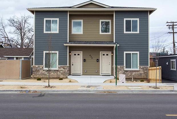 435 Stewart unit A - 435 Stewart Street, Reno, NV 89502
