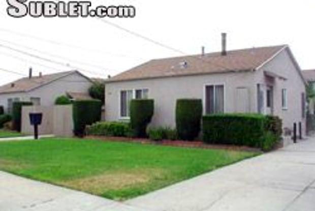 B 1712 W. 166th St - 1712 West 166th Street, Gardena, CA 90247