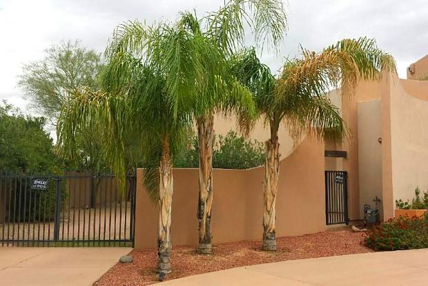 6902 E SUNNYVALE Road - 6902 East Sunnyvale Road, Paradise Valley, AZ 85253