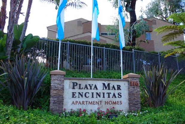 Elán Playa Mar Apartment Homes - 116 Quail Gardens Dr, Encinitas, CA 92024