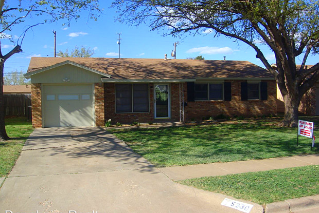 5230 40th Street - 5230 40th Street, Lubbock, TX 79414