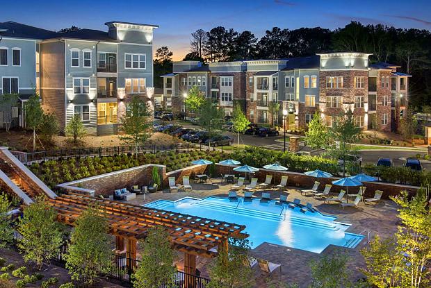 Meridian at Lafayette - 675 W Lafayette Ave, Fayetteville, GA 30214