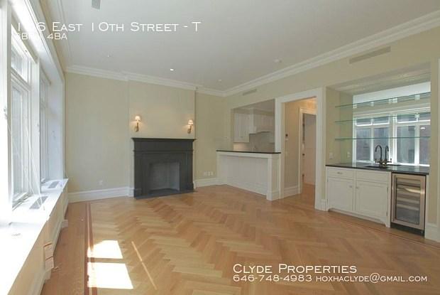 106 East 10th Street - 106 East 10th Street, New York, NY 10003