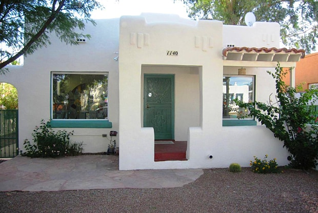 1140 N Plumer Avenue - 1140 North Plumer Avenue, Tucson, AZ 85719