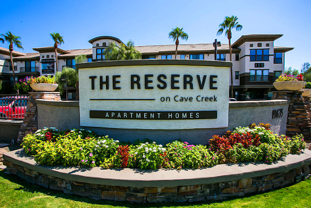 The Reserve on Cave Creek - 19635 N Cave Creek Rd, Phoenix, AZ 85050