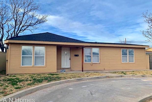 805 E 36th - 805 East 36th Street, Odessa, TX 79762