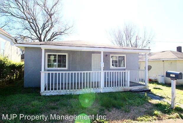1802 Carson Ave - 1802 Carson Avenue, Chattanooga, TN 37404
