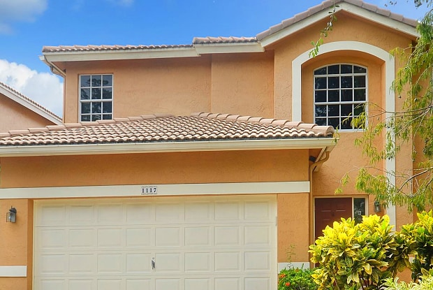 1117 NW 97th Dr - 1117 Northwest 97th Drive, Coral Springs, FL 33071