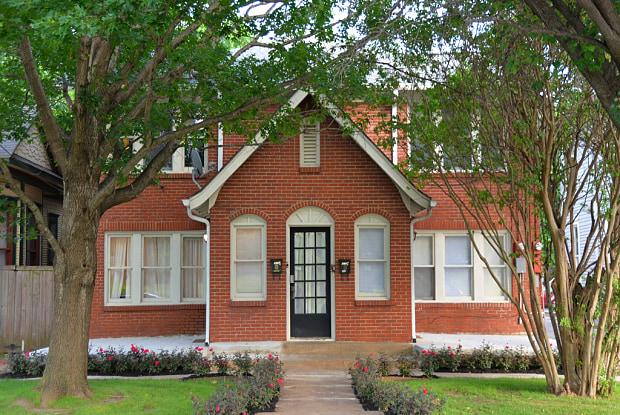 Chateaux - 4632 Junius Street, Dallas, TX 75246