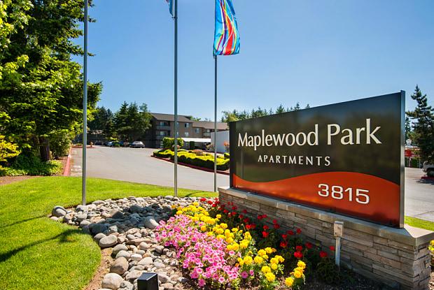Maplewood Park - 3815 NE 4th St, Renton, WA 98056
