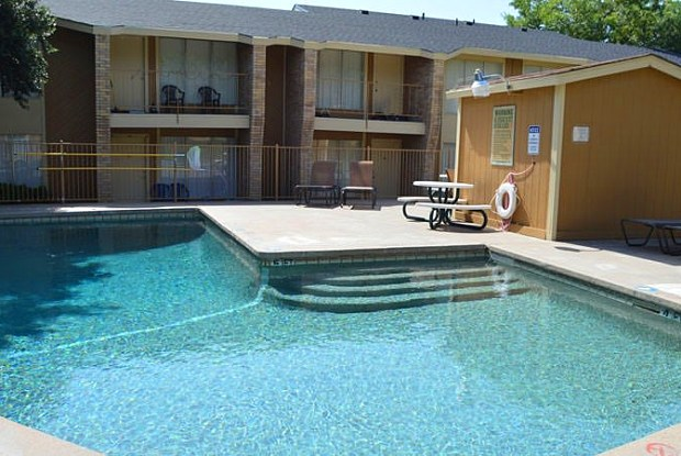 Plaza Square Apartments - 4001 Sul Ross St, San Angelo, TX 76904