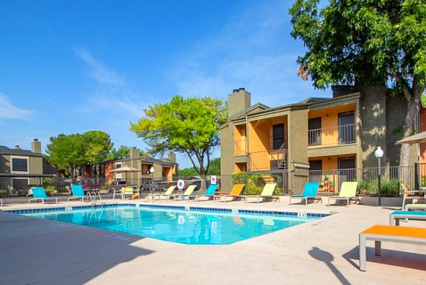 Sunset Apartments - 1701 Sunset Dr, San Angelo, TX 76904