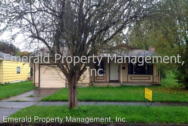 2095 Van Buren - Eugene, OR apartments for rent