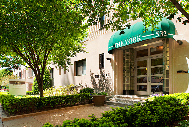 The York - 532 20th St NW, Washington, DC 20415