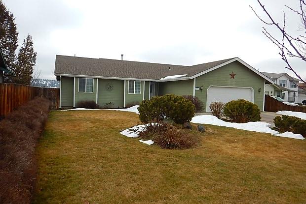 2598 NE Yellowpine Road - 2598 NE Yellowpine Rd, Prineville, OR 97754
