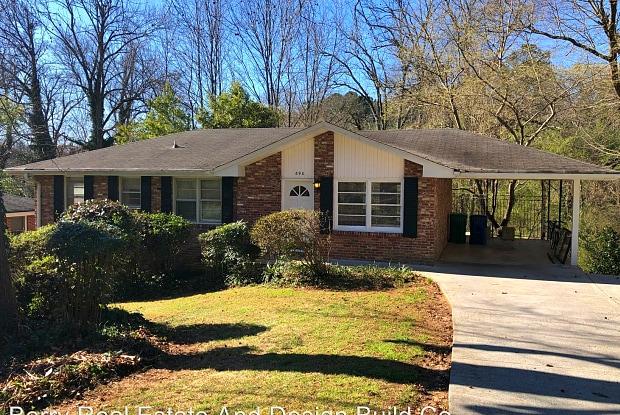 890 Gaylemont Circle - 890 Gaylemont Circle, North Decatur, GA 30033