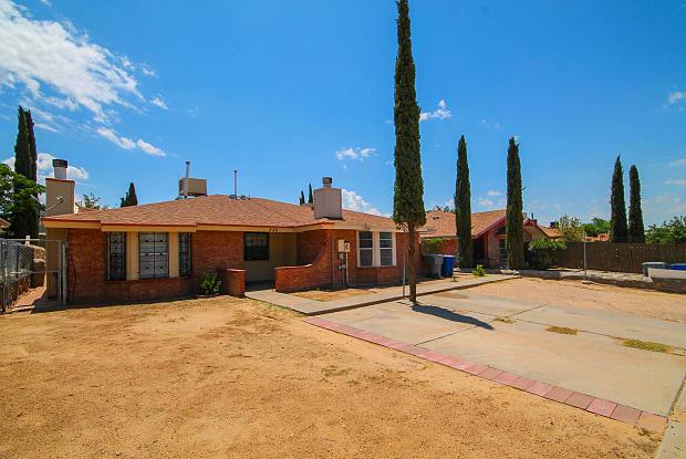 826 LOS SURCOS Road - 826 Los Surcos Road, El Paso, TX 79907
