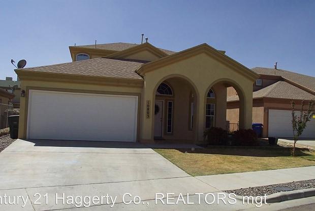 10803 Elise - 10803 Elise Street, El Paso, TX 79924
