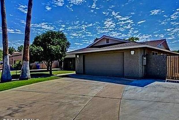 1511 E Fairfield St - 1511 East Fairfield Street, Mesa, AZ 85203