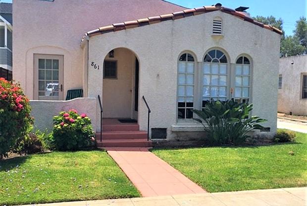861 G Ave - 861 G Avenue, Coronado, CA 92118