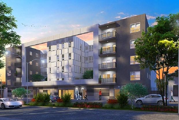 nVe at Fairfax - 639 North Fairfax Avenue, Los Angeles, CA 90036