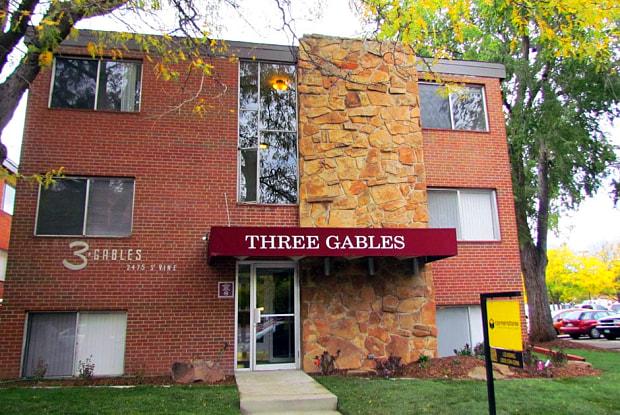 Three Gables - 2475 S Vine St, Denver, CO 80210