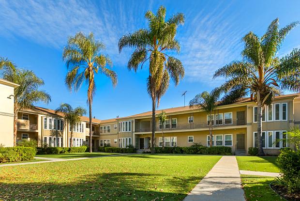 Baldwin Manor and Windsor Manor - 3924 Crenshaw Boulevard, Los Angeles, CA 90008