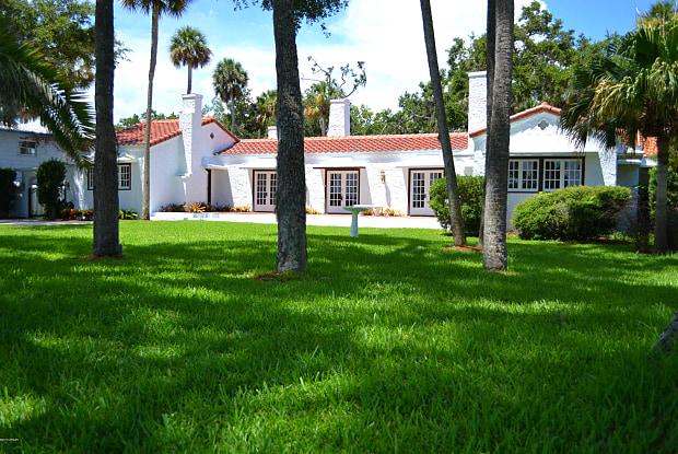 636 N Riverside Drive - 636 N Riverside Dr, New Smyrna Beach, FL 32168