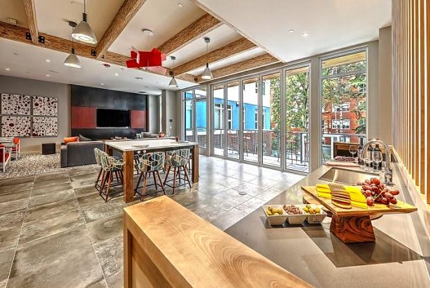 Zig Apartments - 550 Broadway, Seattle, WA 98122