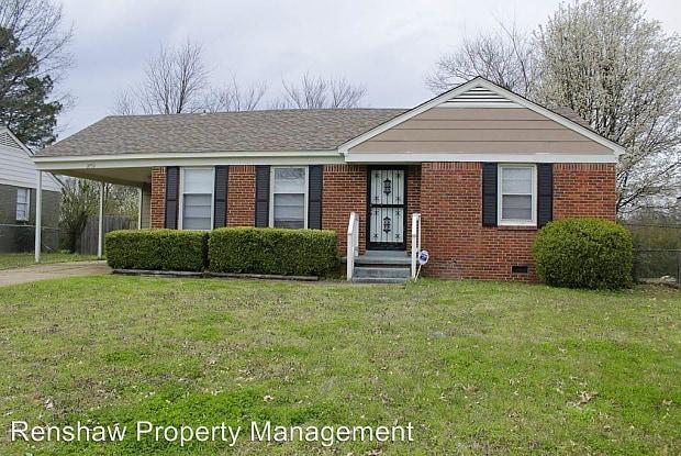 3753 Wickcliff Lane - 3753 Wickcliff Lane, Memphis, TN 38118