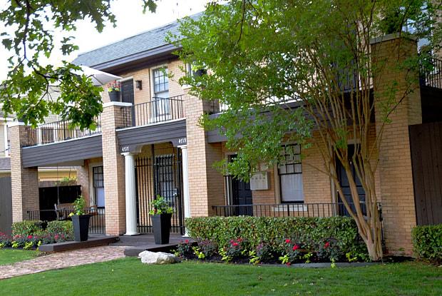 Brookestone Manor - 4717 Gaston Avenue, Dallas, TX 75204