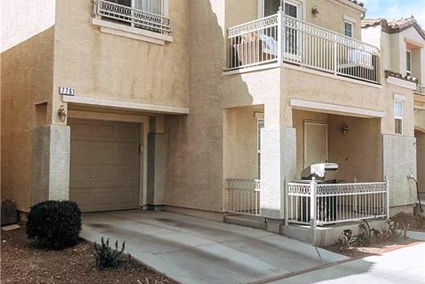 7761 HAND WOVEN Street - 7761 Hand Woven Street, Las Vegas, NV 89149