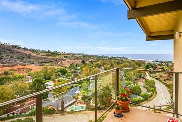 6232 TAPIA Drive - 6232 Tapia Drive, Malibu, CA 90265