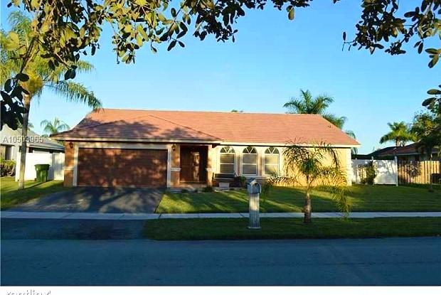 474 SW 169th Ter # 1 - 474 SW 169th Terrace, Weston, FL 33326