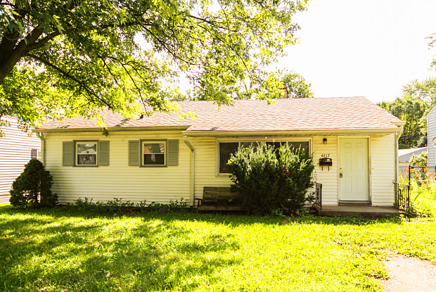 4613 Woodcroft Ave - 4613 Woodcroft Avenue, Lawrence, IN 46226