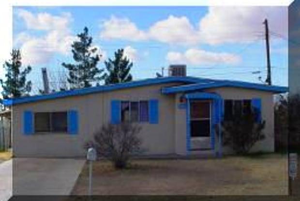 1203 Ridgecrest - 1203 Ridgecrest Drive, Alamogordo, NM 88310