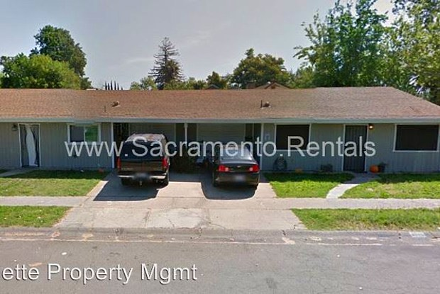 2506 Fairfield St - 2506 Fairfield Street, Sacramento, CA 95815