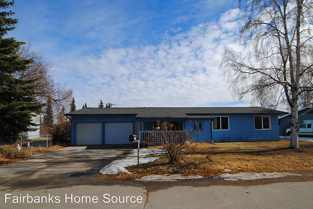 1833 Bridgewater Dr. - 1833 Bridgewater Drive, Fairbanks, AK 99709